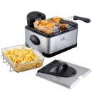 grossiste Maison et cuisine: Friteuse JATA  FR700 4 L Acier inoxydable