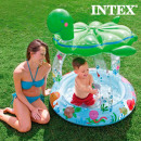 wholesale Parasols & Pavilions: Turtle Inflatable  Paddling Pool with Umbrella Inte