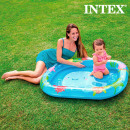 wholesale Garden playground equipment: Whale Inflatable Paddling Pool Intex