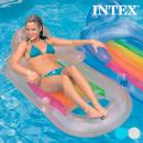 Luftmatratze mit  Rücken- und  Armlehne Intex ...