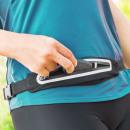 Großhandel Reise- und Sporttaschen: Sportgürtel mit Reißverschlusstasche