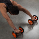 wholesale Sports and Fitness Equipment: Fitness Exercise Wheels (pack of 2)