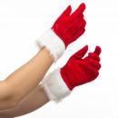 Großhandel Handschuhe: Weihnachtsmann Handschuhe