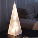 grossiste Maison et habitat: Pyramide Décorative (16 LED)