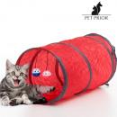 mayorista Jardin y Bricolage: Túnel con Juguetes  para Gatos Pet Prior (3 piezas)