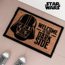 groothandel Tapijt en vloerbedekking: Welcome To The Dark Side Deurmat