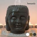 Großhandel Duftlampen: Homania Buddha  Duftlampe (Farbe: Weiß)