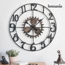 groothandel Klokken & wekkers: XXL Tandwiel Homania Muurklok