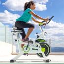 hurtownia Akcesoria sportowe & fitness: Rower do Spinningu Fitness 7008