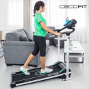 wholesale Sports and Fitness Equipment: Cecofit Run Step  7009 Foldable Treadmill With Spea