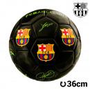 F.C. Barcelona  Kleiner Schwarzer Fußball