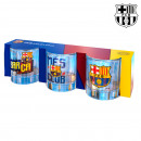 F.C. Barcelona  Shot Glasses (pack of 3)