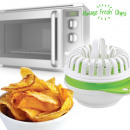 wholesale Kitchen Electrical Appliances: Always Fresh Chips  Microwave Utensil for Crisps
