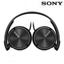 grossiste Electronique de divertissement: Casque Audio Nomade Sony MDRZX110