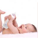 Ergonomische Babyflasche