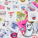Lustige Kondome