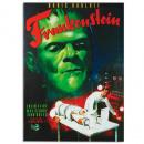 Großhandel Bilder & Rahmen: Frankenstein  Leinwanddruck 50 x 70