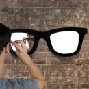 Großhandel Spiegel:-Sonnenbrille  Spiegel (Farbe: Schwarz)