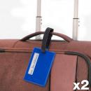 Gepäckanhänger (2er Pack)