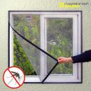 Magneto Mesh Screen Mosquito Net for Windows