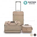Partner Adventures  Koffer Set (3-teilig) (Farbe: S