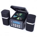 grossiste Electronique de divertissement: Minichaîne AudioSonic HF1251
