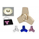 Alluminio metallo hand spinner, fidget spinner, An