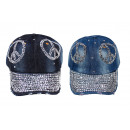 Mützen, Caps, Hüte, Jeans Mütze