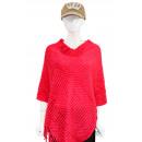 Großhandel Pullover & Sweatshirts:Poncho und Tuch Winter