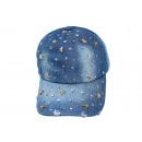 Hoeden, petten, hoeden, Jeans Hat