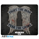 wholesale Computers & Accessories: THE WALKING DEAD - Mousepad - Daryl Wings