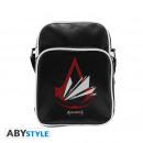 Großhandel Handtaschen: ASSASSIN'S CREED - Messenger Bag Crest - Vinyl S