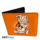 DRAGON BALL - Portefeuille DBZ / Goku - Vinyle