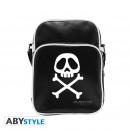 Großhandel Handtaschen: ALBATOR - Messenger Bag Emblem - Vinyl ...
