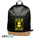 ASSASSINATION CLASSROOM - Backpack S.A.A.U.S.O