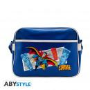 Großhandel Handtaschen: MARVEL - Messenger Bag DR Strange Flying - blue