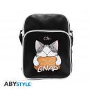 Großhandel Handtaschen: CHI - Messenger Bag Gnap - Vinyl Small Size - H