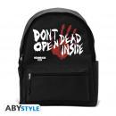 THE WALKING DEAD - Backpack Dead Inside