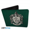 wholesale Wallets: HARRY POTTER - Wallet Slytherin - Vinyl