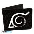 wholesale Wallets: NARUTO SHIPPUDEN - Wallet Konoha - Vinyl