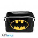 wholesale Handbags: DC COMICS - Messenger Bag Batman - Vinyl