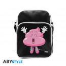 Großhandel Handtaschen: DR SLUMP - Messenger Bag Poop - Vinyl ...
