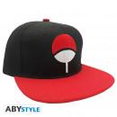 Großhandel Kopfbedeckung: NARUTO SHIPPUDEN - Snapback Cap - Black & Red - Uc