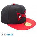 Großhandel Kopfbedeckung: DRAGON BALL - Snapback Cap - Black & Red - Red ...