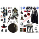 wholesale Wall Tattoos: Star Wars - Stickers - 100x70cm - Empire ...