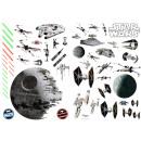 wholesale Wall Tattoos: Star Wars - Stickers - 100x70cm - ...