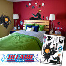 wholesale Wall Tattoos: BLEACH - Stickers - 50x70cm - Ichigo (blister)