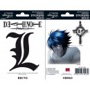 DEATH NOTE - Stickers - 16x11cm / 2 sheets -