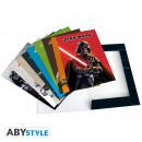 Star Wars - Portfolio 9 posters (21x29.7) X5 EXPO