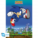 Sonic - Poster Sonic Jump! (98x68)